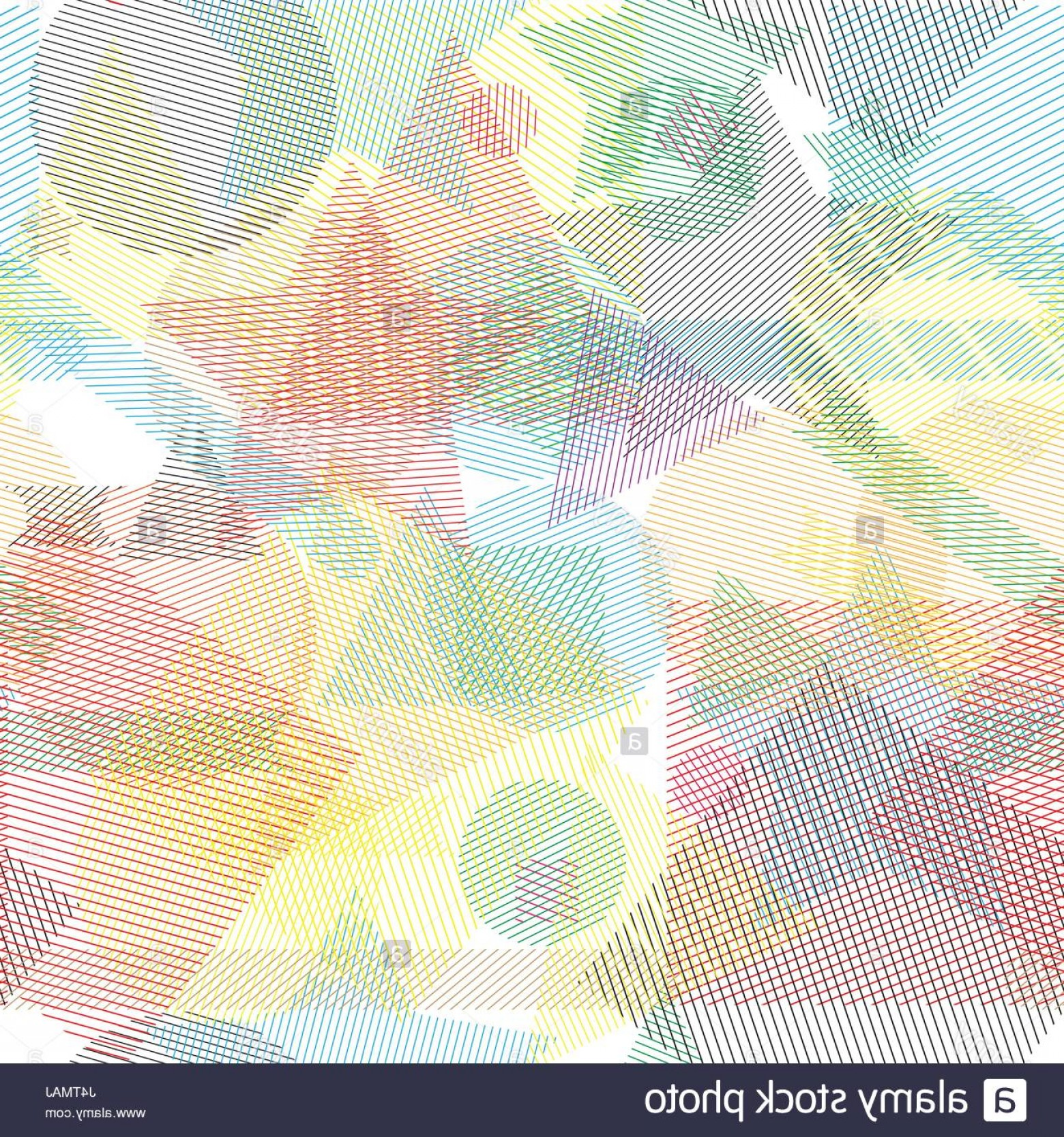 Vector Geometric Abstract Shapes Phone Wallpapers: Stock Photo Vector Abstract Wallpaper Seamless Pattern With Geometric Shapes