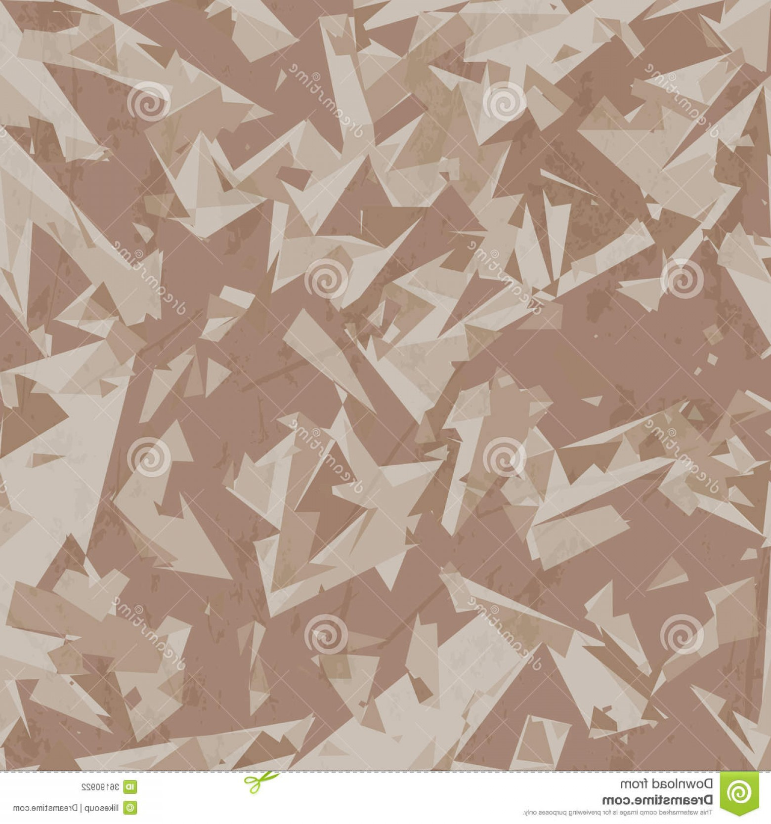 Army Camouflage Pattern Vector: Stock Photography Vector Desert Camouflage Background Army Image