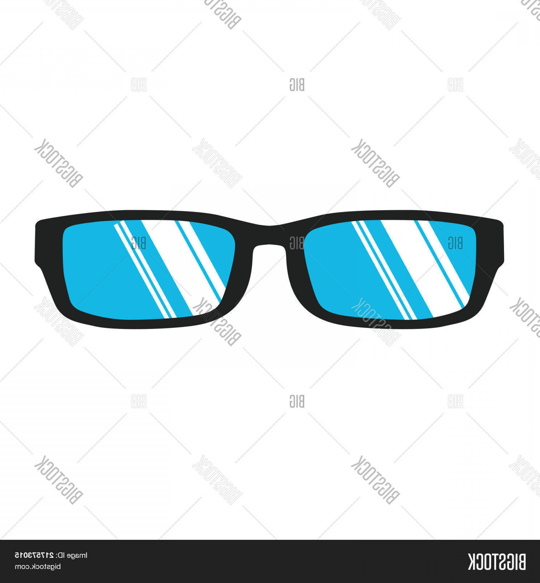 Reading Glasses For Men Vector: Stock Vector Glasses Reading Icon Vector Illustration Isolated Eye Black Style Vision Lens White Fashion Optical Eyeglasses Frame