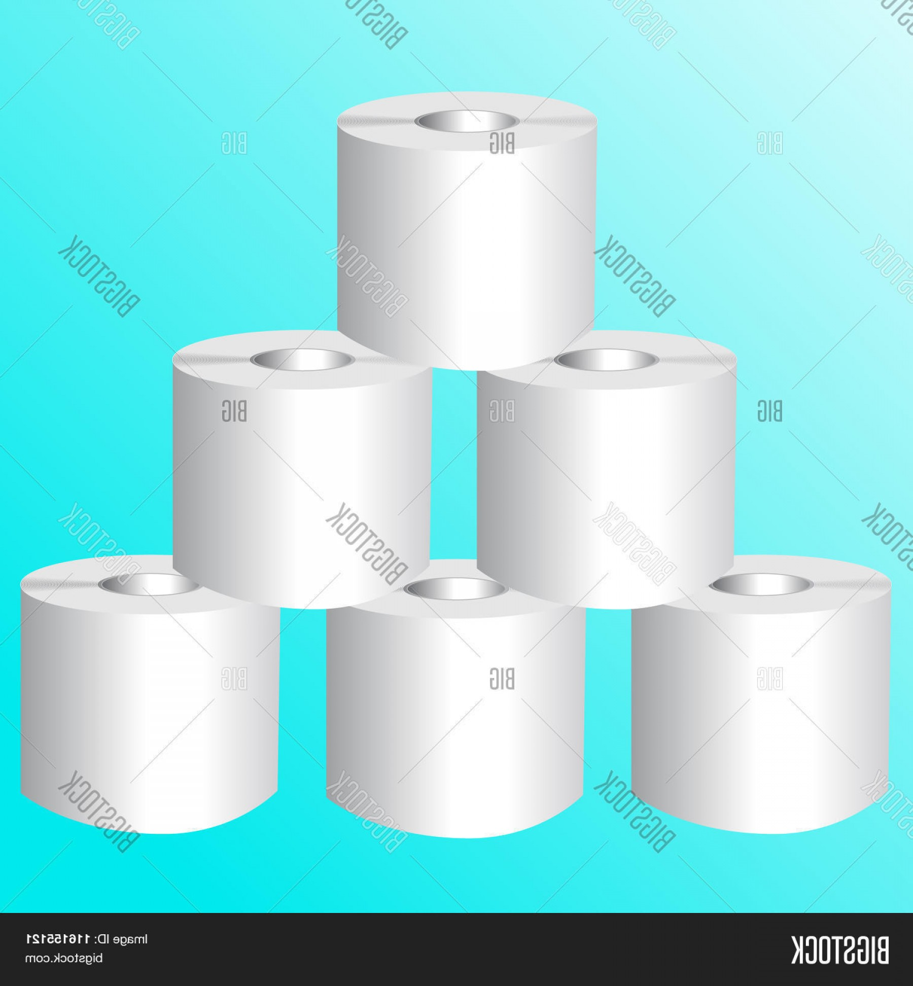 Toilet Paper Vector: Stock Vector Toilet Roll Vector Illustrator