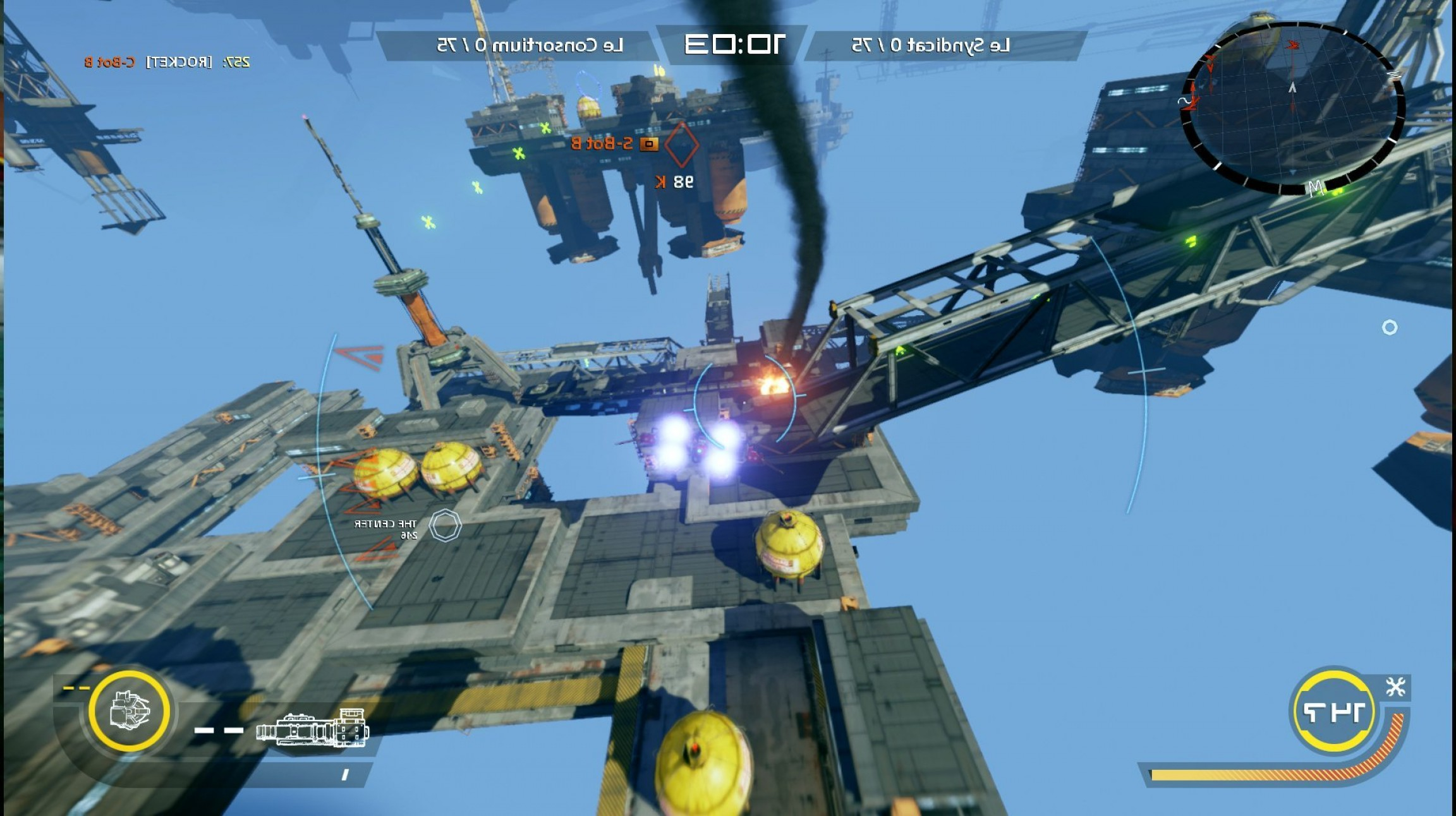 Strike Vector Game: Strike Vector Ex Heading To Xbox One And Ps