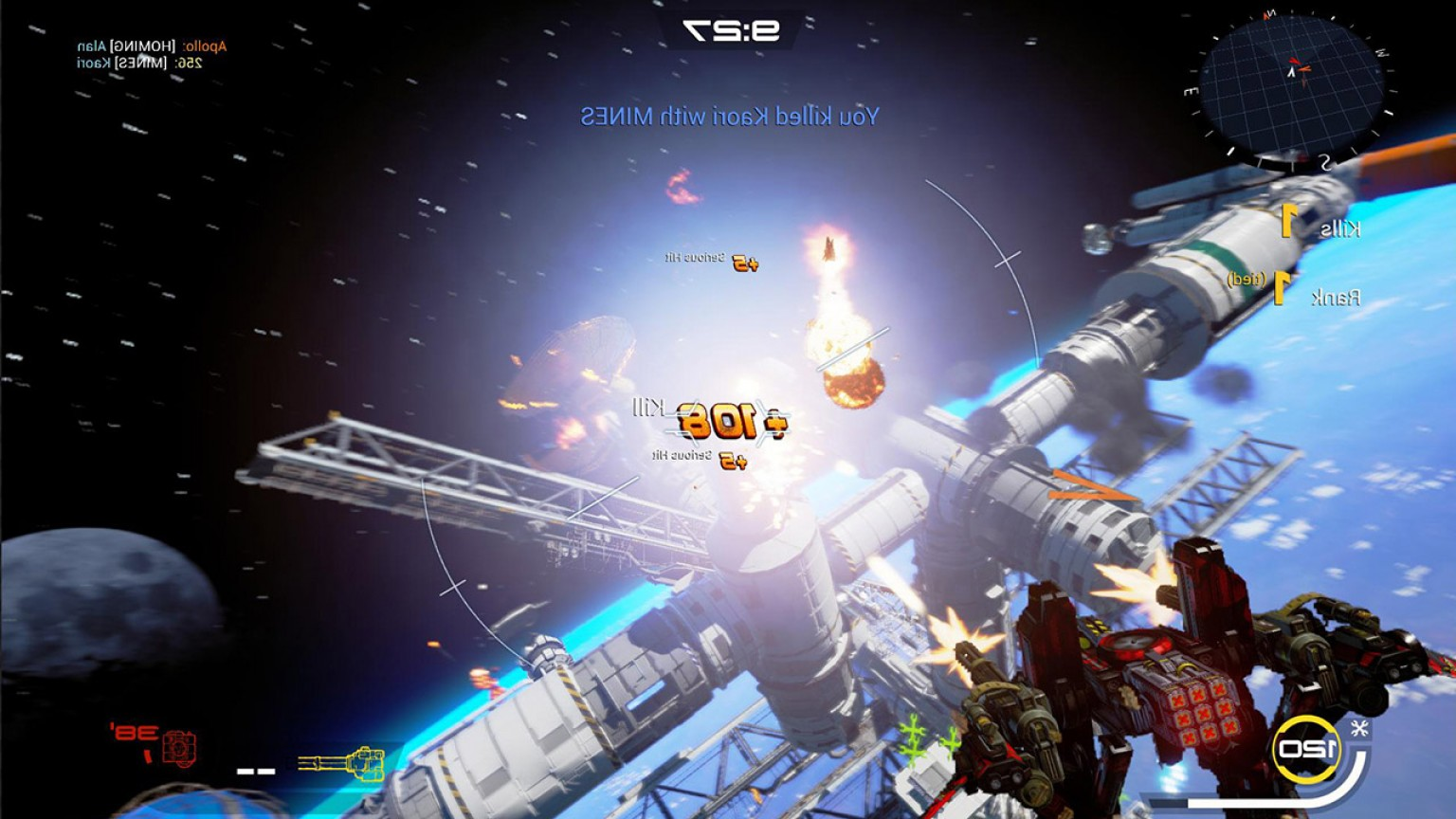 Strike Vector PC: Strike Vector Ex Is Out On Pc And Boom Kablow Zooom