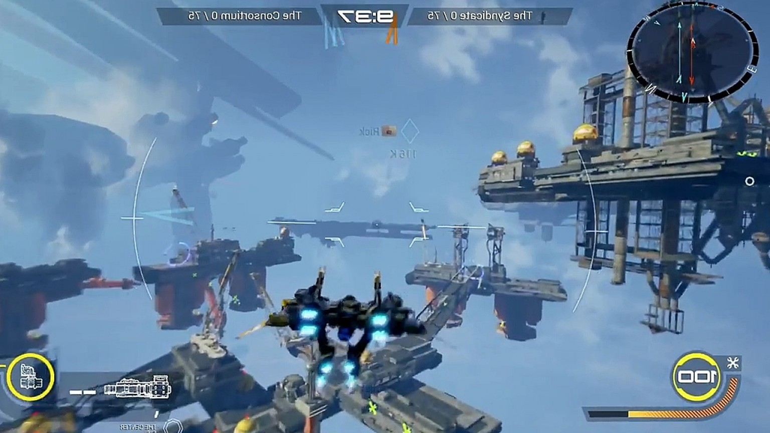 Strike Vector Game: Strike Vector Ex Trailer Zeigt Fortgeschrittene Luftkampf Techniken