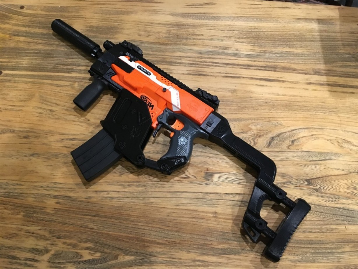 Painted Kriss Vector: Stryfe Kriss Vector Build T S