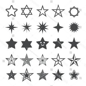 Nautical Star Vector Logo: North Star Compass Adventure Logo Vector