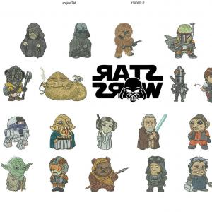 Chewbacca Vector Flat Design: Awesome Origami Chewbacca Print Your Own Fortune Wookiee Paper Origamiyoda
