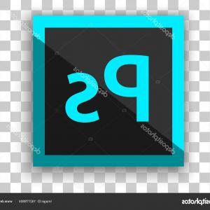 Turquoise Photoshop Vectors: Abstract Water Background With Sea Waves Vector Clipart