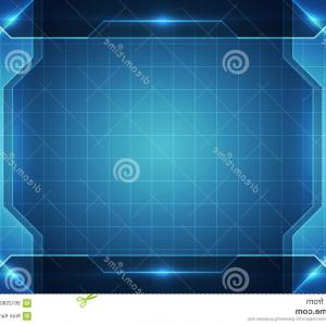 Blue Technology Vector Illustration: Abstract Geometric Squares Pattern Overlay Motion On Blue Gradient Color Background Technology Vector Illustration Bnwjykjzjfied