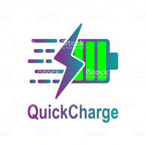 Vector Light Portable Charger: Stock Illustration Black Smartphone Charged Usb Charging Outlet Light Background Mobile Phone Charge Image