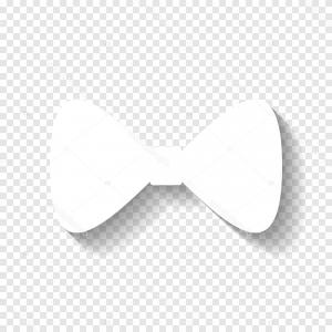Bow Tie Vector Graphic Transparent: Realistic Bow Of Ribbon Isolated On A Transparent Background Realistic D Vector Bow Gm