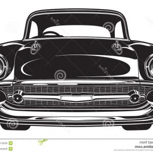 Race Car Grill Vector: Stock Illustration Vintage Style Car Repair Service Shield Label Vector Logo Desig Design Template Image