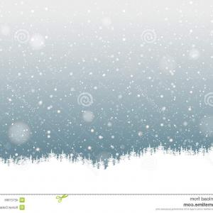 Snow Falling Vector Free: Falling Snow On Transparent Background Vector