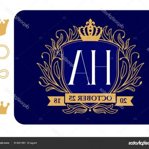 Family Initials Vector Art: Celtic Animal Initials Letters A B C And D Gm