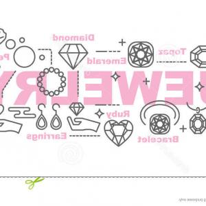Jewelry Vector Line Art: Black And White Clip Art Jewelry Images Gm