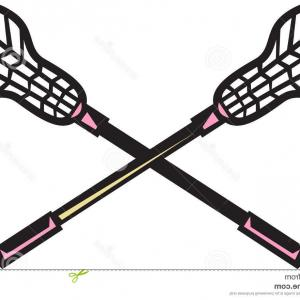royalty free clip art vector logo of a lacrosse ball and crossed rh createmepink com