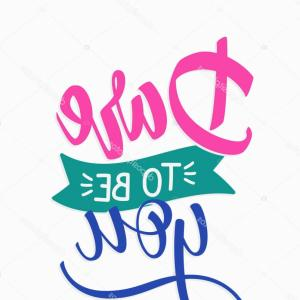 Vector Overlay Graphics: Stock Illustration Lettering Typography Calligraphy Overlay