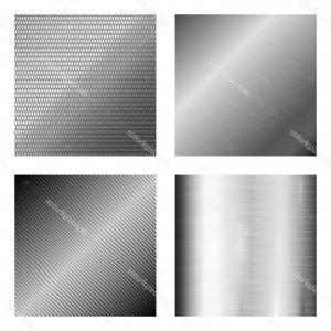 Sheet Metal Effect Vector: Stock Illustration Metal Texture Pattern Background Vector