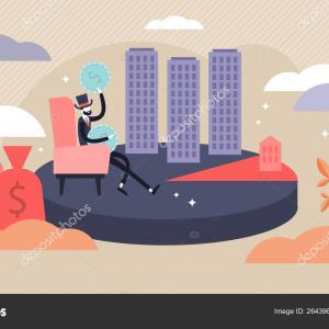 Monopoly Money Vector: Stock Illustration Monopoly Icon Trendy Flat Vector