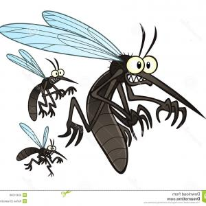 Termites With Wings Vector: Bee Icons In Silhouette Top And Side View Vector