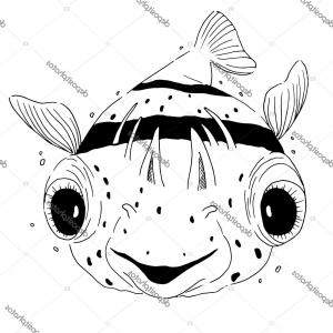 Fish Vector Graphic: Stock Illustration Graphic Silhouette Betta Fish Vector Illustration White Background Image