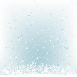 Vector Light Blue Snow: Stock Illustration Soft Light Blue Snow Mesh