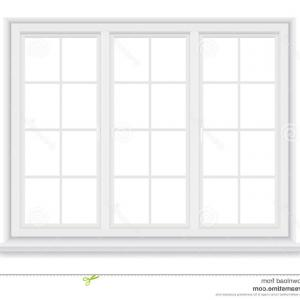 Clay Window Vector: Wood Shelf With Red Flower Plant In Clay Pot Vector