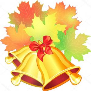 Autumn Scene Vector Art: Stock Illustration Vector Autumn Scene With A