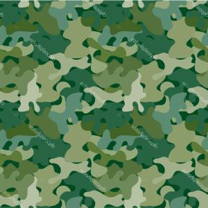 Army Camouflage Pattern Vector: Army Camouflage Pattern Military Design Fashion