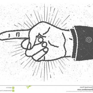 Noise With Pointing Vector: Photostock Vector Businessman Finger Pointing At You We Need You Vector