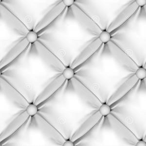Vector Seamless Leather Pattern: Stock Illustration White Seamless Leather Upholstery Pattern Vector Illustration Image