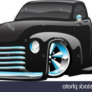 Race Car Grill Vector: American Hot Rod Garage Stylish Vintage