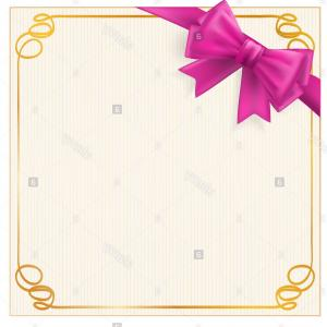 Vector Frame Gift: Frame Red Sequins Gift Box Gift Surprise Vector