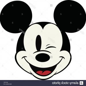 Mickey Vector: Madonna X Mickey Mouse Pop Art Vector