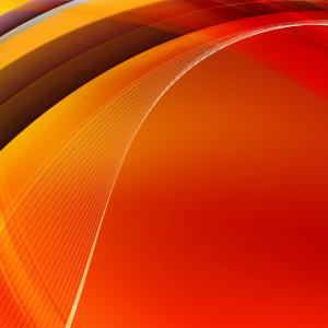 Red- Orange Vector: Stock Photos Orange Vector Background Image