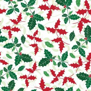 Holly Berry Vector Background: Stock Vector Christmas Holly Berry Icon Vector Illustration Isolated On White Background Christmas Holly Berry I