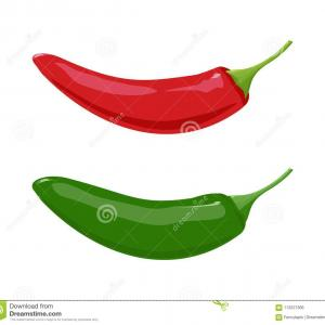 Jalapeno Vector: Stock Vector Jalapeno Peppers
