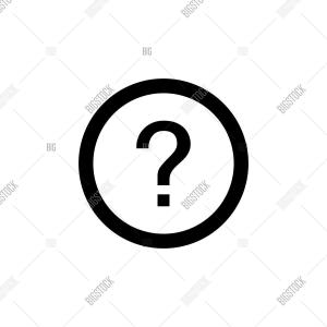 White Question Mark Icon Vector: Stock Vector Question Mark Icon Isolated On White Background Question Mark Icon Modern Symbol For Graphic And We