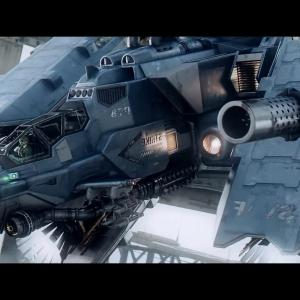 Strike Vector Ex Cover Art: Strike Vector Ex Nails That Arcade Shooter Feel