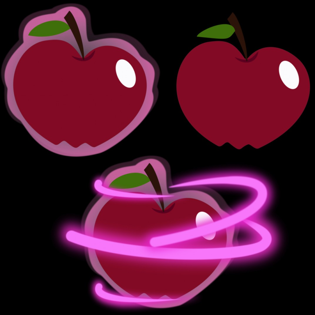 MLP Vector Food And Drink: Super Mlp Apple Vector Pack