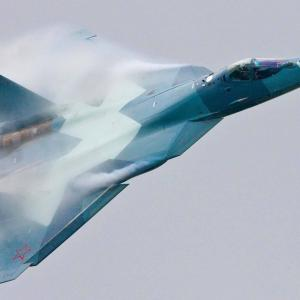 F-22 Engine Thrust Vector: Sukhoi T Pak Fa A Copy Of The Us F