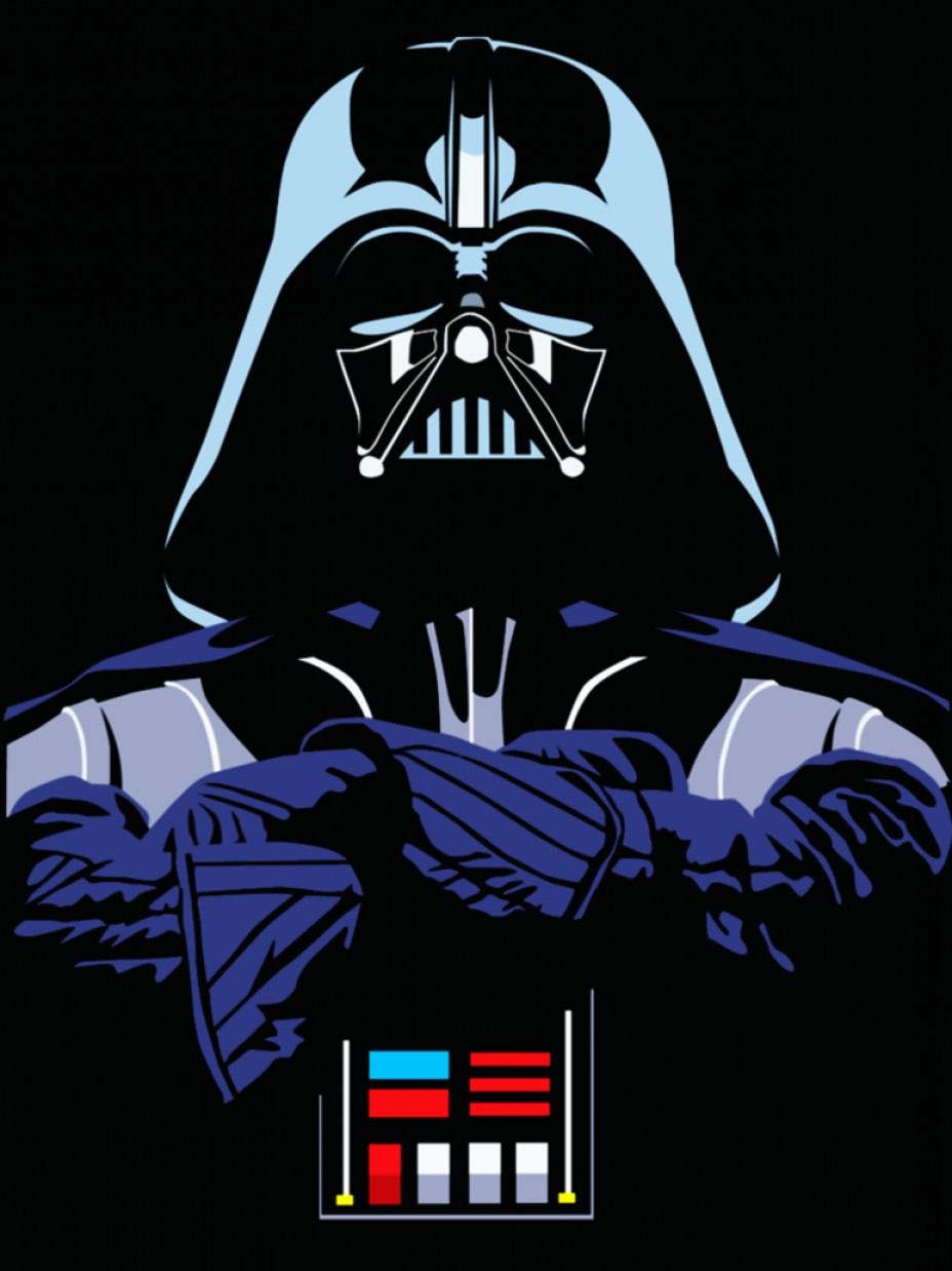 Vector Graphix: Swfa Darth Vader Vector Art