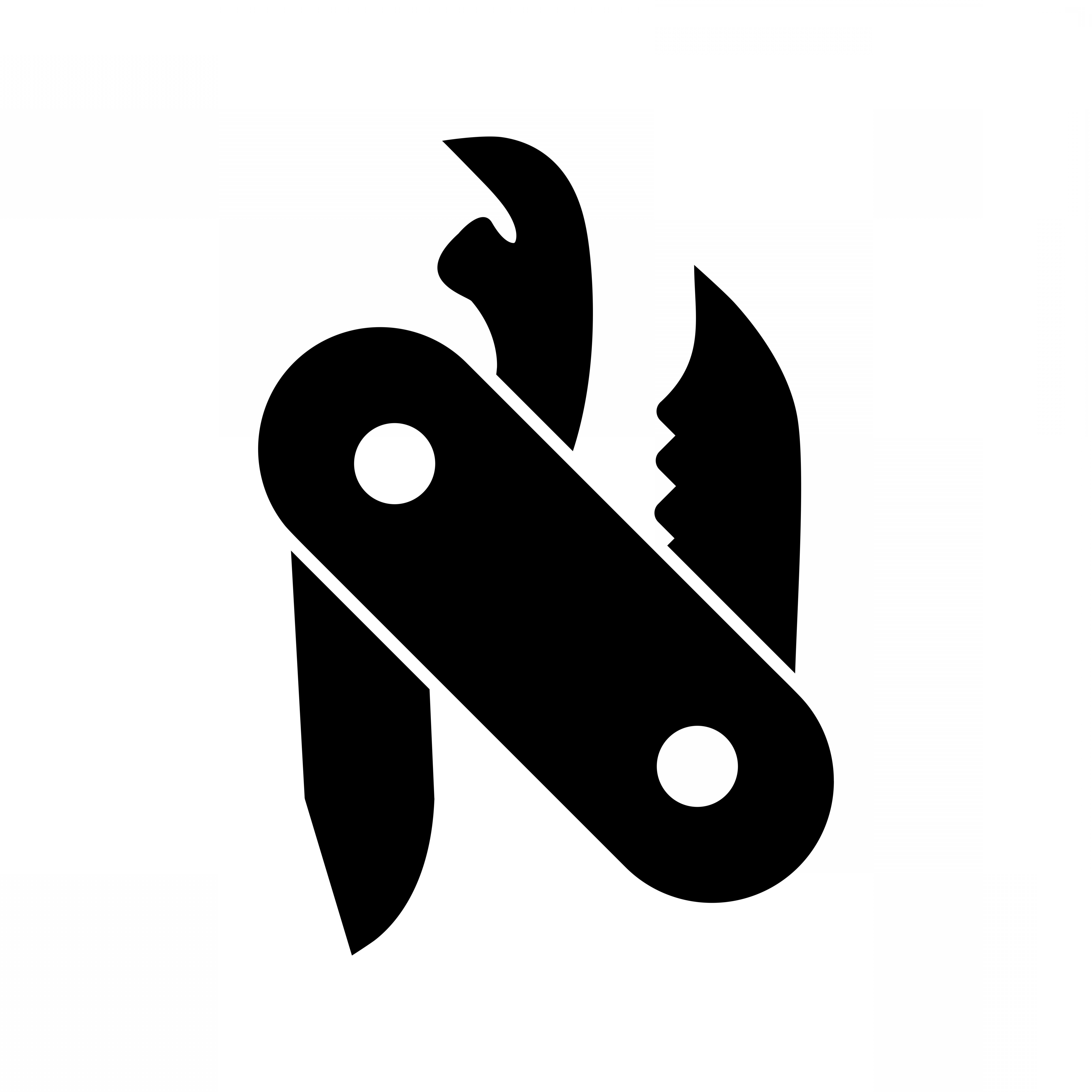 Vector Army Knife: Swiss Army Knife Vector Icon