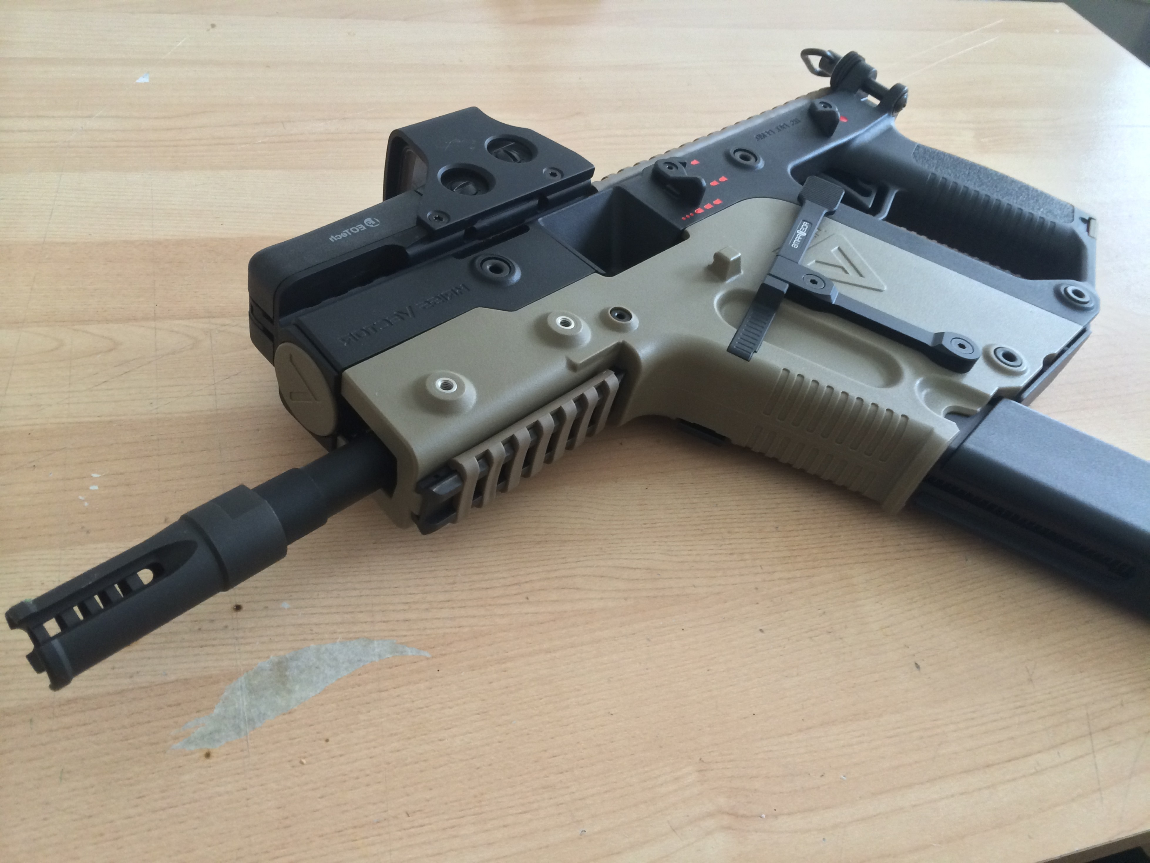 Airsoft KWA KRISS Vector: T My Tone Kwa Kriss Vector