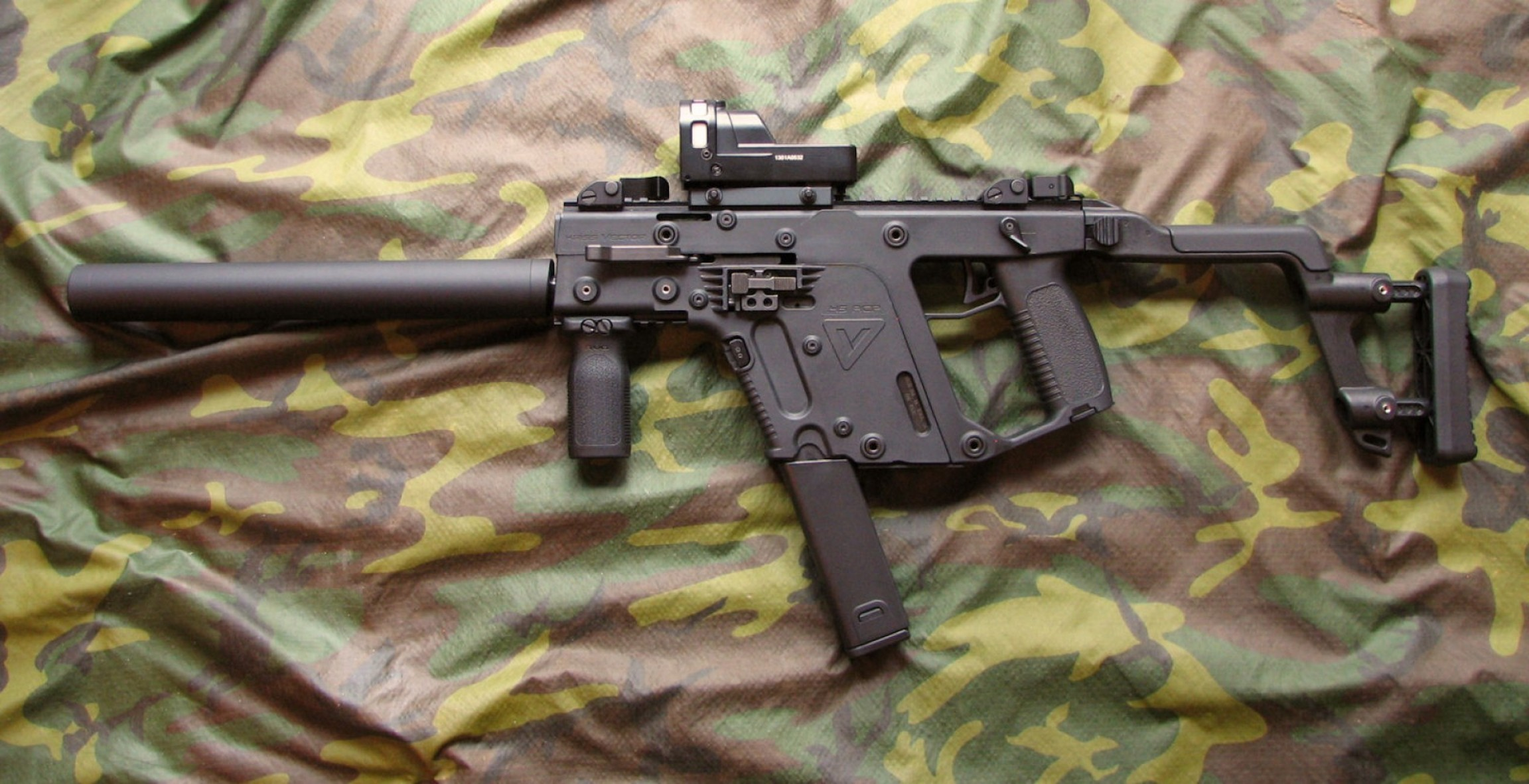 New Kriss Vector: T New Kriss Vector Crb Owner