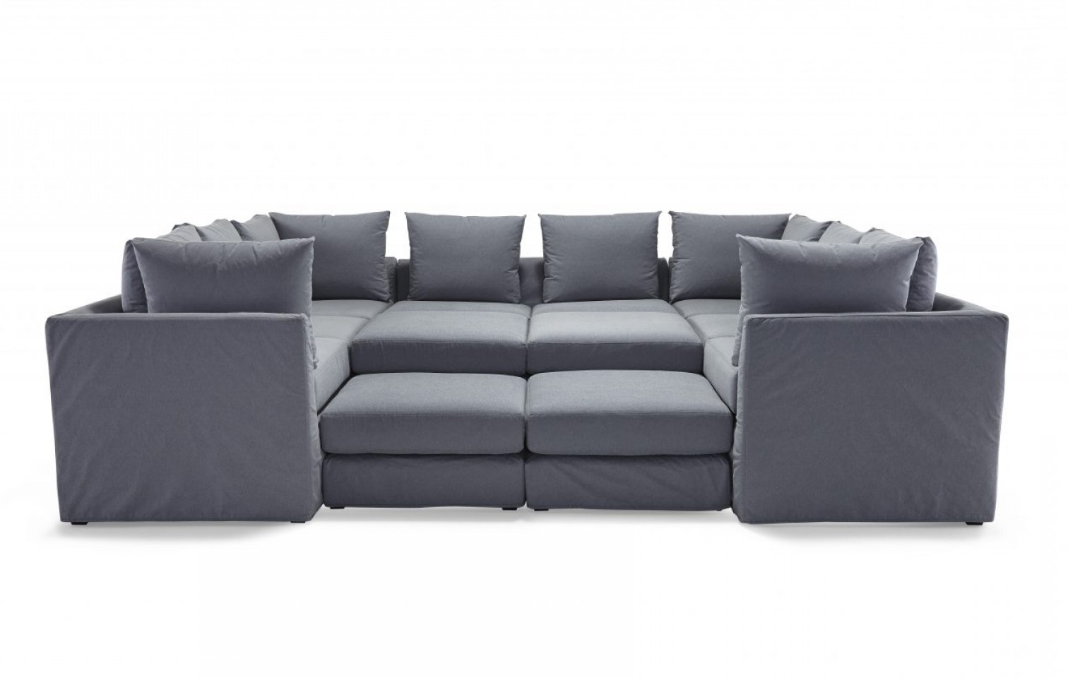 Back Of The Couch Vector: Take A Seat Some Say The Conversation Pit Is Coming Back
