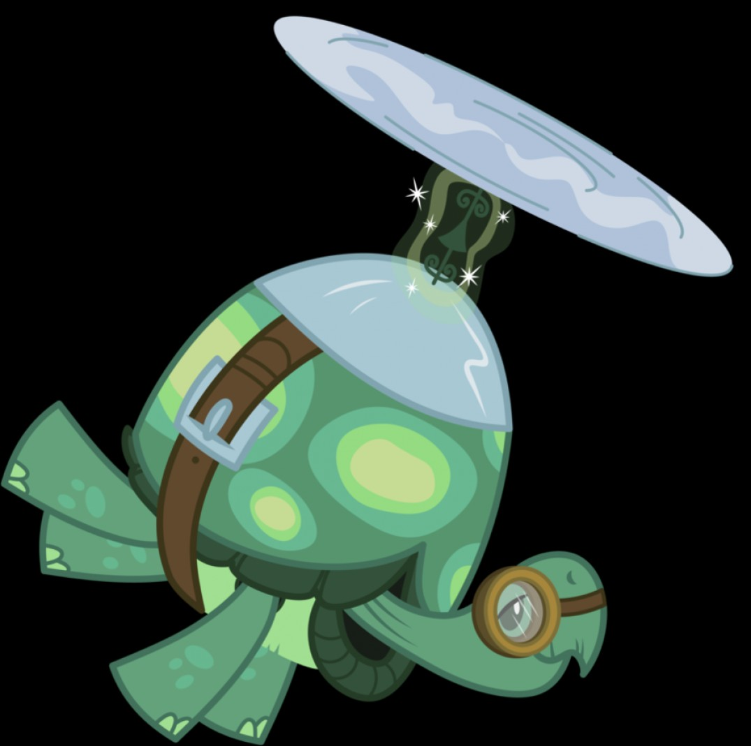 MLP Tank Flying Vector: Tank The Flying Turt Err Tortoise