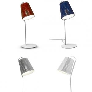 Null Vector Lighting: Artemide Artemide Null Vector Table Lamp Pafcffffebcadfdbb