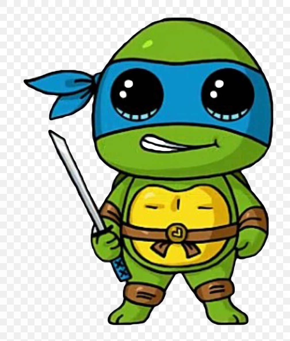 TMNT Logo Vector: Teenage Mutant Ninja Stickers Set For Telegram Teenage Mutant Ninja Turtles Clipart
