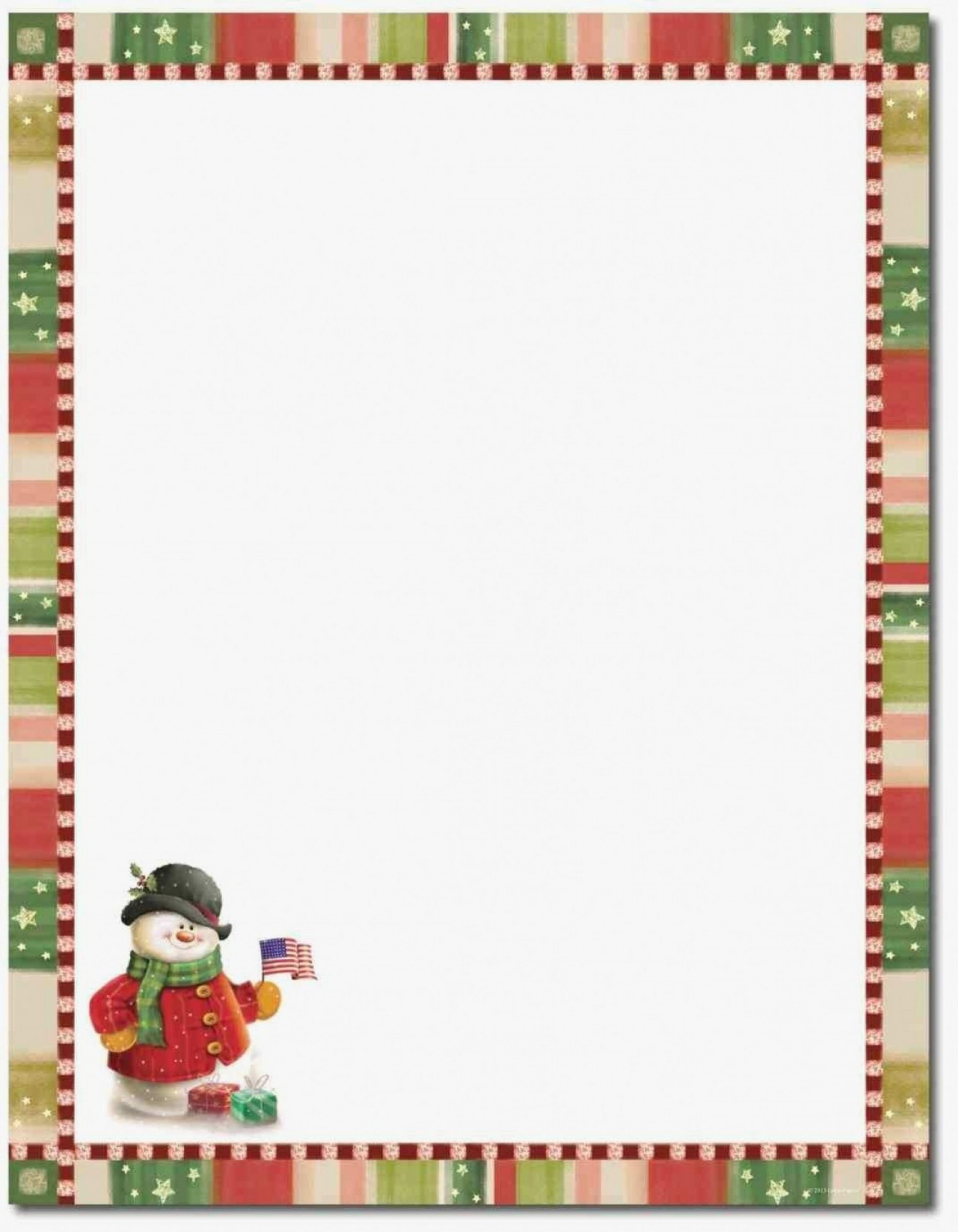 Christian Vector Borders: Template Ideas Free Christmas Stationery
