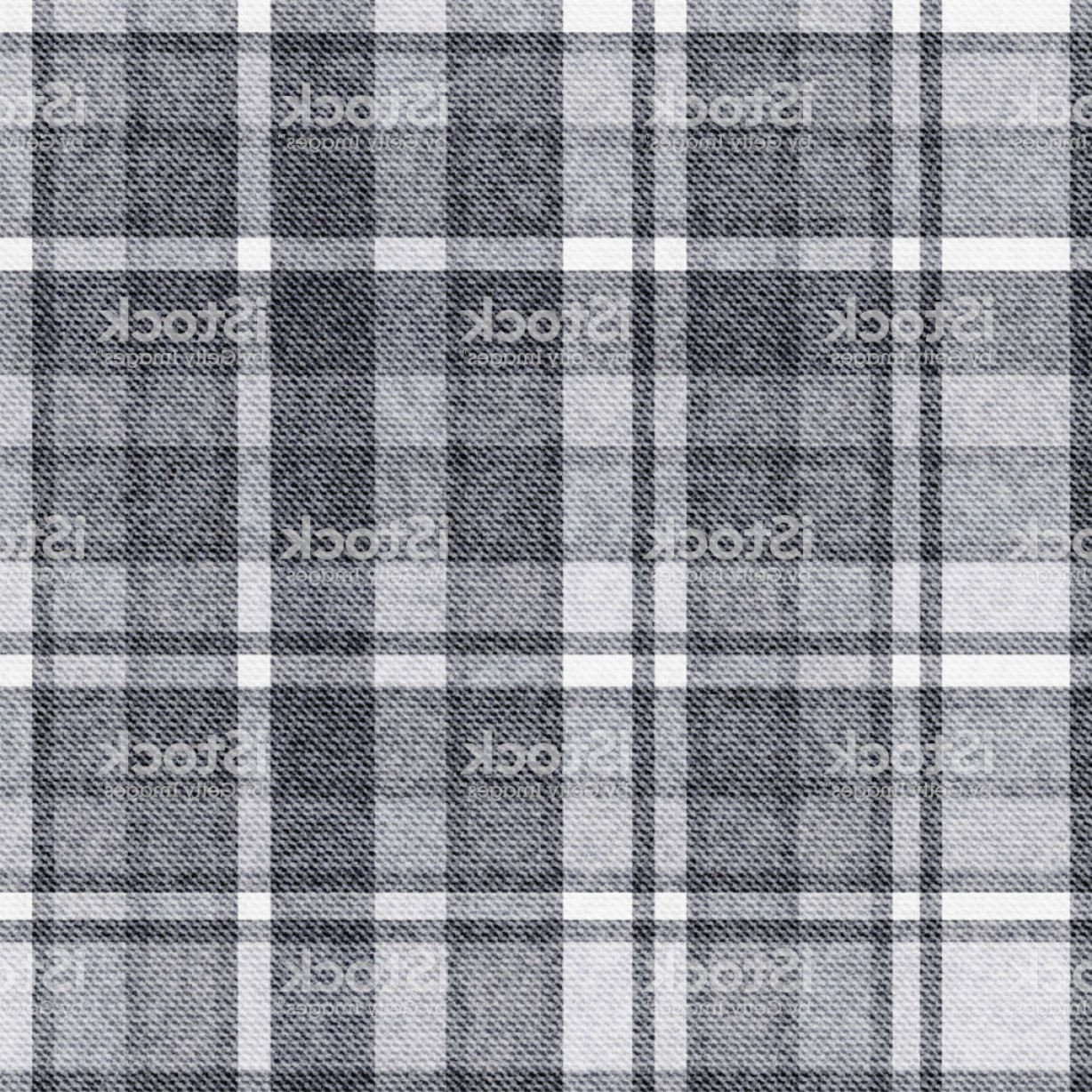 Fabric Vector Background: Template Of Checkered Seamless Background Plaid Fabric Vector Background Gm